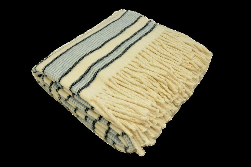 Scratched Pattern Blanket
