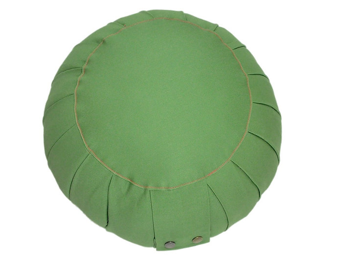 Little Buddha Green Meditation Cushion