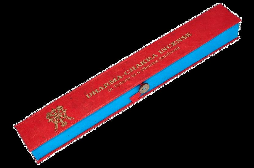 Tibetan Incense Dharma Chakra