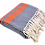 Thumbnail: Herringbone Blanket with Stripe