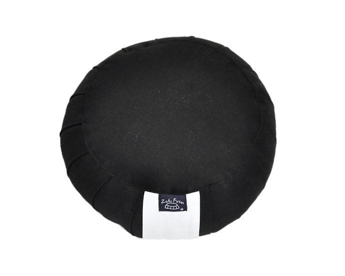 Super Big Buddha Black Meditation Cushion