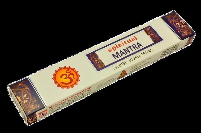 Incenso Indiano Mantra Espiritual