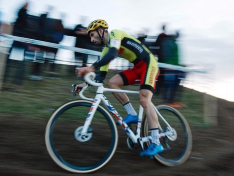 Cyclocross Skills Series - Part 3 - Cornering