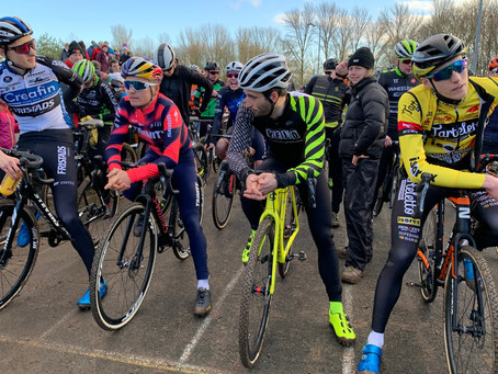 Why everyone should race cyclocross
