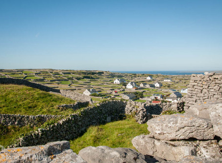Feile na gCloch (Festival of Stone) 2013 Inis Oírr Island