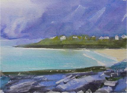 Inis Oirr beach by Marie-Hélène Broh