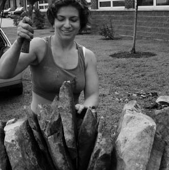 Stone Woman, Thea Alvin