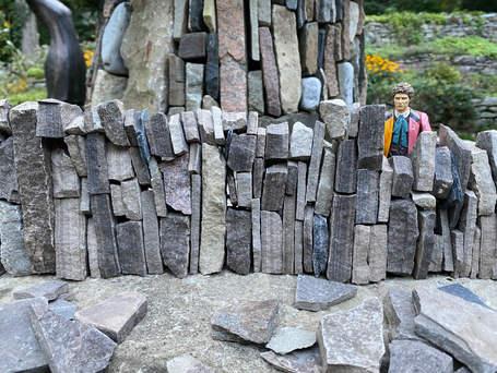 Miniasheer Wall by John Shaw Remmington.