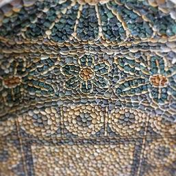 Pebble mosaic Commission
