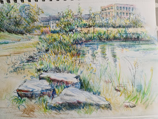 From Dublin Sketchers Group