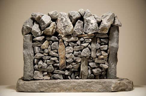 Feidin wall by Sunny Wieler
