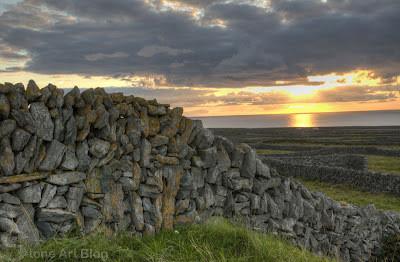 Feile na gCloch (Festival of Stone) 2012 Inis Oírr Island