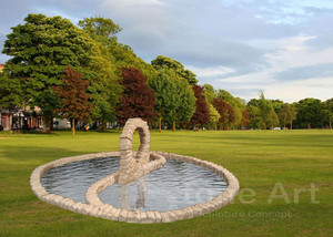 Looped Water Feature