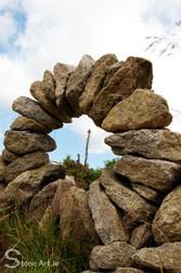 Drystone Moongate