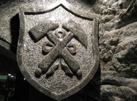 The ancient salt mines of Wieliczka, a blog post from Poland