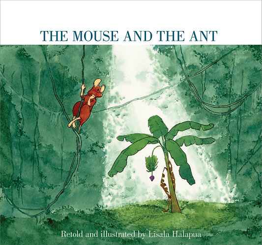 The Mouse and The Ant