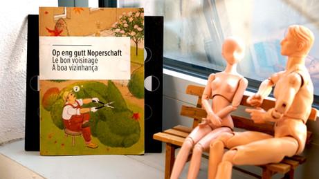 Op eng gutt Noperschaft - Commune de Differdange - Brochure
