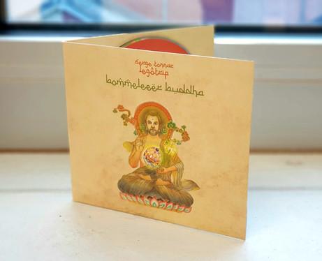Bommeleer Budha - Serge Tonnar - Album Cover