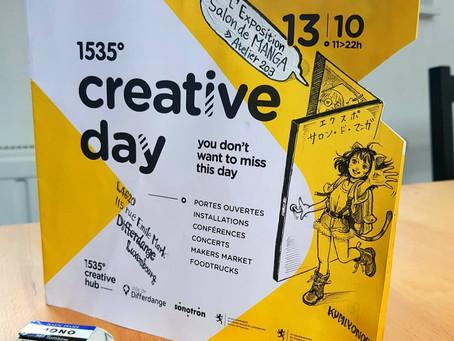 INVITATION TO CREATIVE DAY