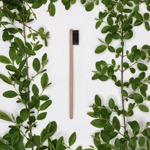 Bamboo Edge Brush