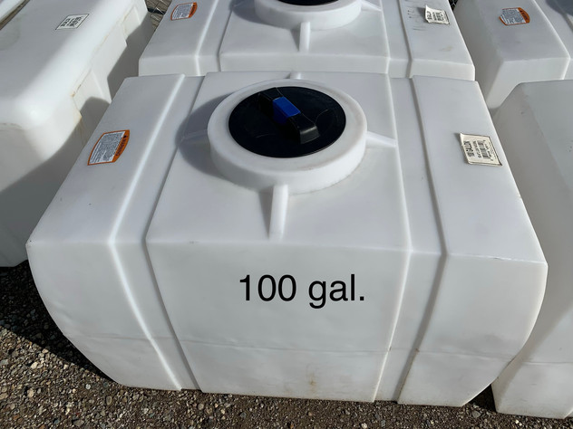 100 GAL. LOAF
