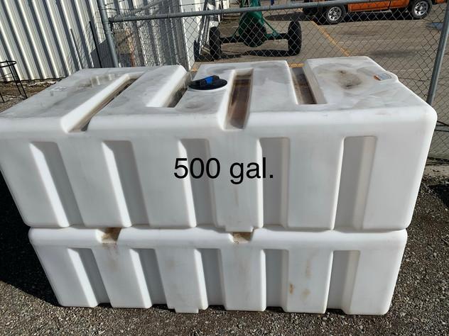 500 GAL. LOAF
