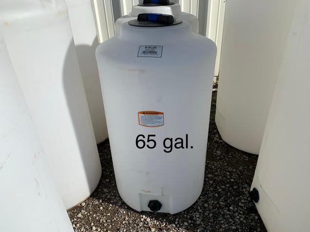65 GALLON VERT