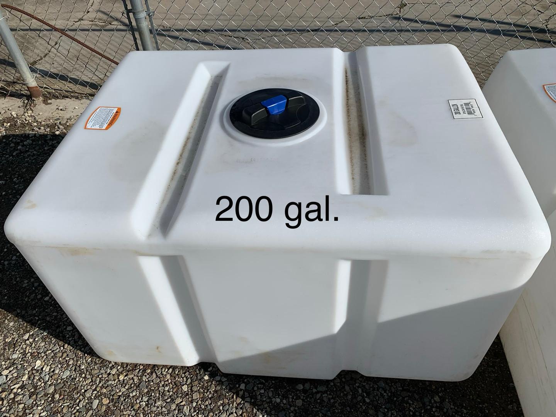 200 GAL. LOAF