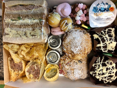 Takeaway Afternoon Tea for 2