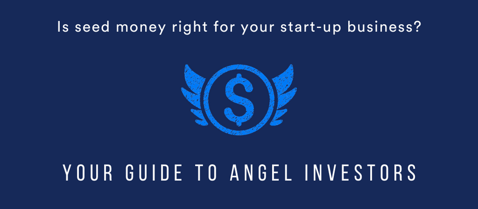 Is seed money right for your start-up business?
