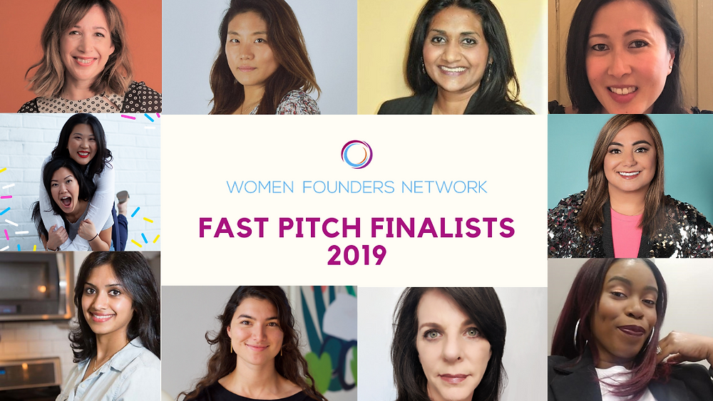 2019 Fast Pitch Finalists