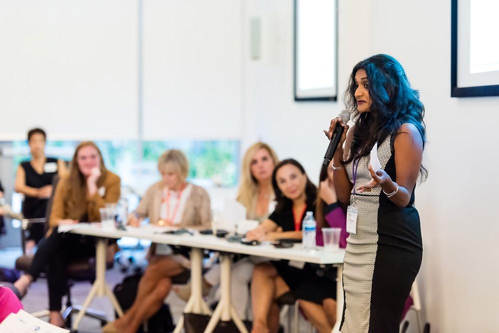 Sarah Tamilarasan, CEO of SOTAOG