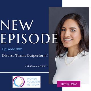 Carmen_New Episode Podcast Instagram Pos