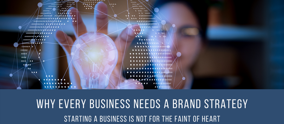 Why EVERY Business Needs a Brand Strategy