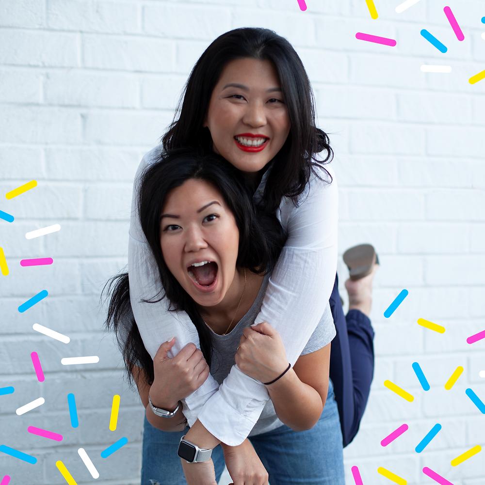 Hannah Hong & Mollie Cha, Co-Founders, Hakuna Brands