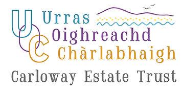 Urras Oighreachd Chàrlabhaigh (Carloway Estate Trust) Logo