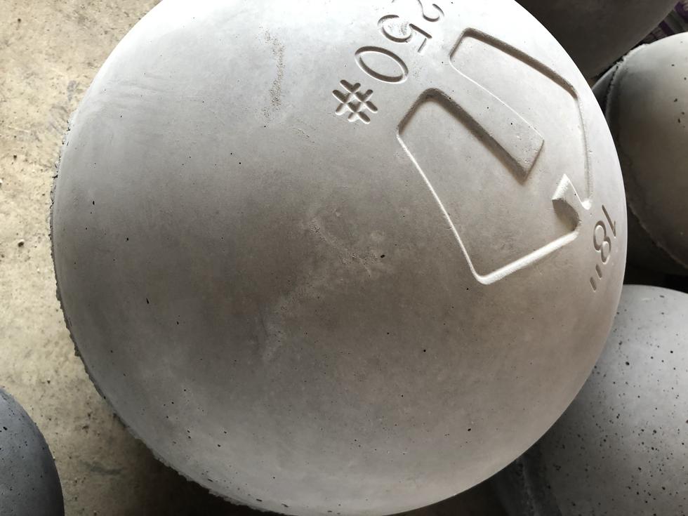 250lb Hybrid Stone