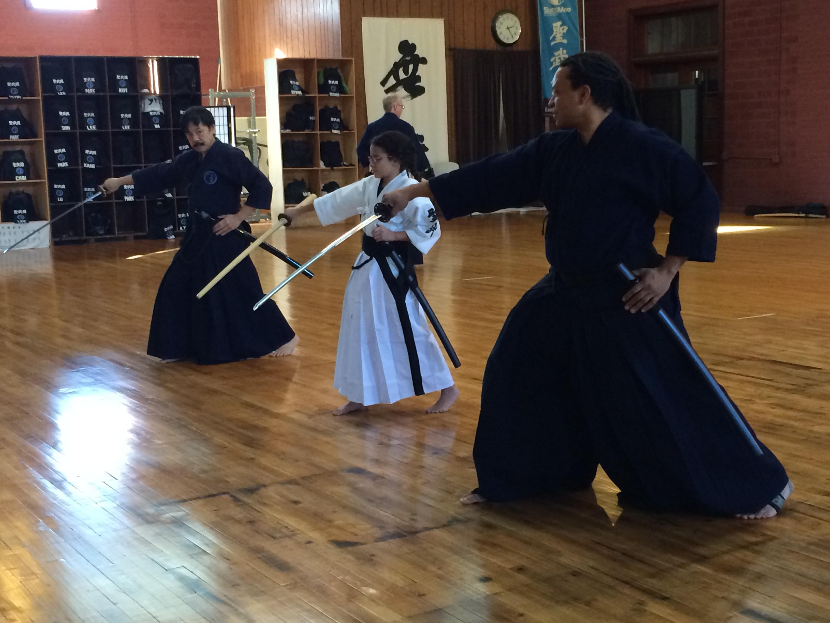 Perception Sword Academy - grand opening 8