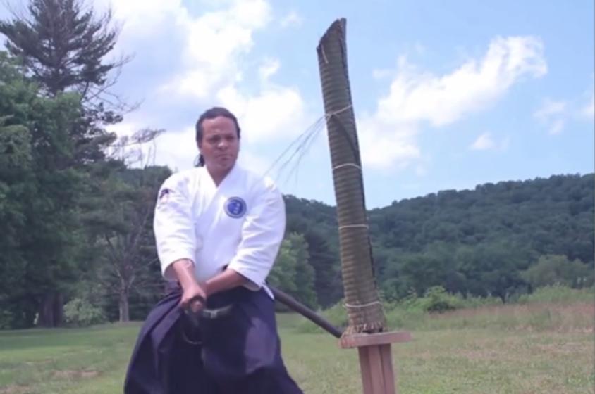 "2012 Siljun Dobup ""Real Sword Traini"