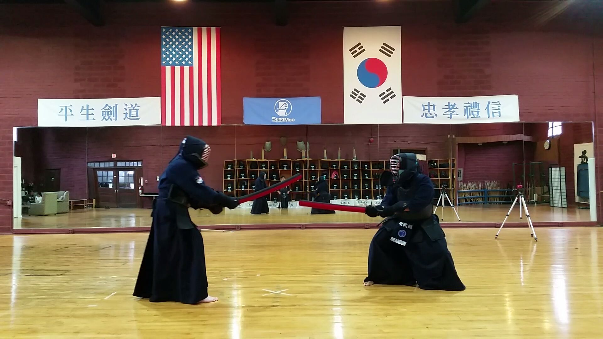 Perception Sword Academy - Free Sparring Class 2