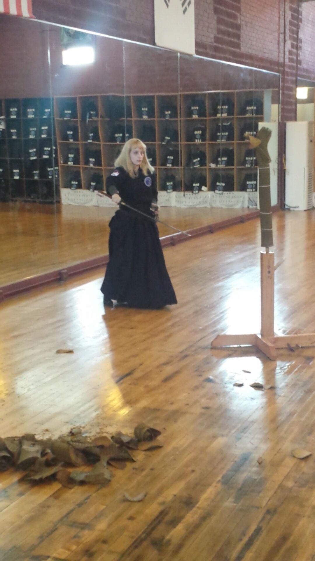 Perception Sword Academy - grand opening 21