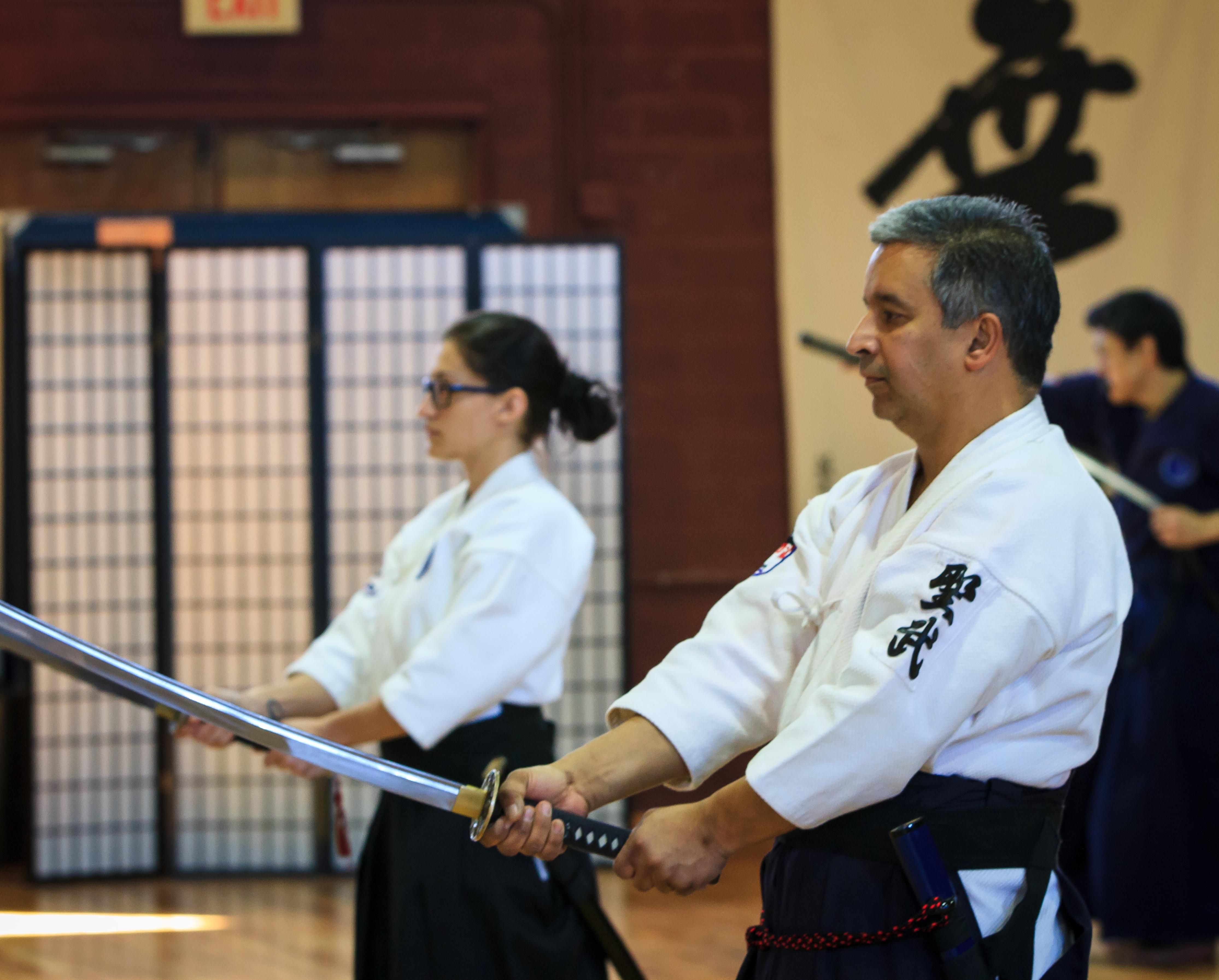Perception Sword Academy Group Class 1