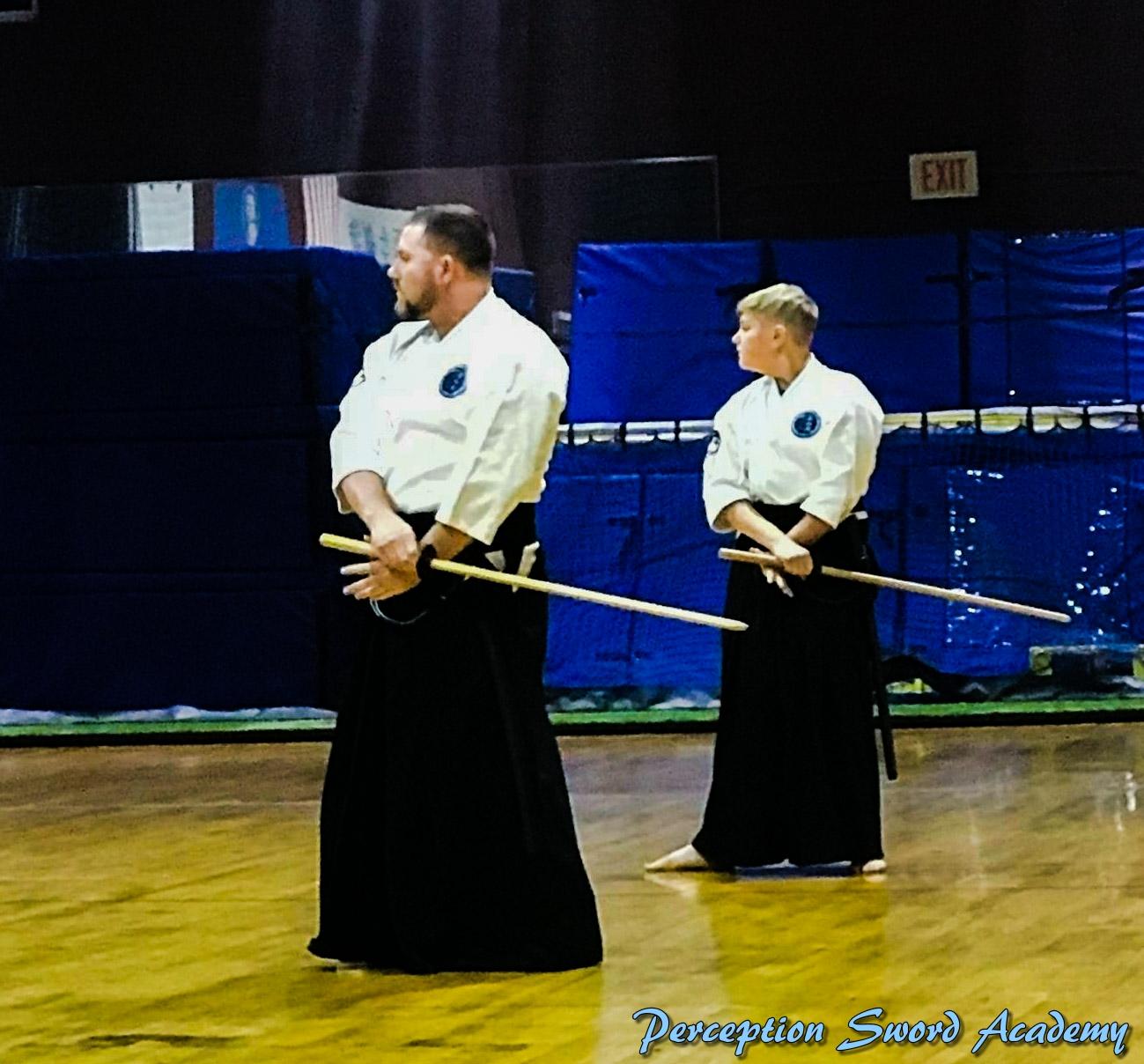 Perception Sword Academy_Level Test