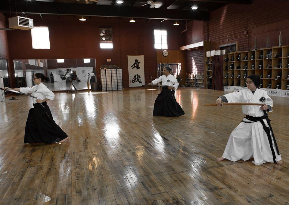 Perception Sword Academy Group 2