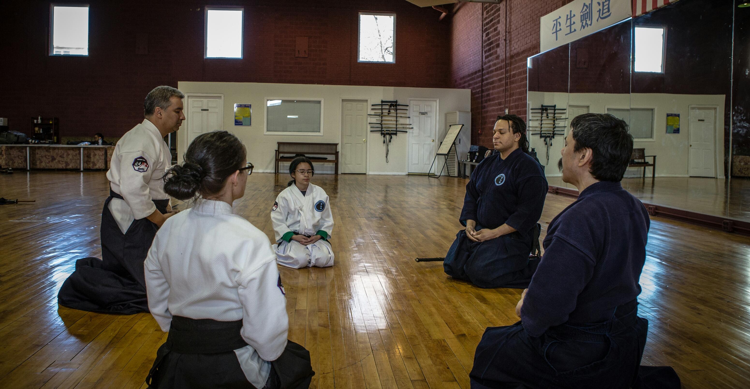 Meditation - Perception Sword Academy