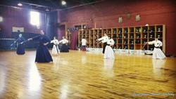 Perception Sword Academy Group Class