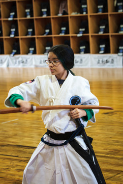 Perception Sword Academy Youth Class 1