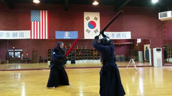 Perception Sword Academy - Free Sparring Class 1