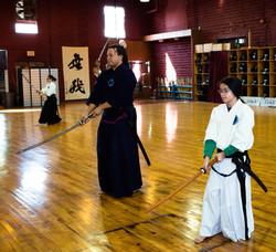 Perception Sword Academy Group Class 3