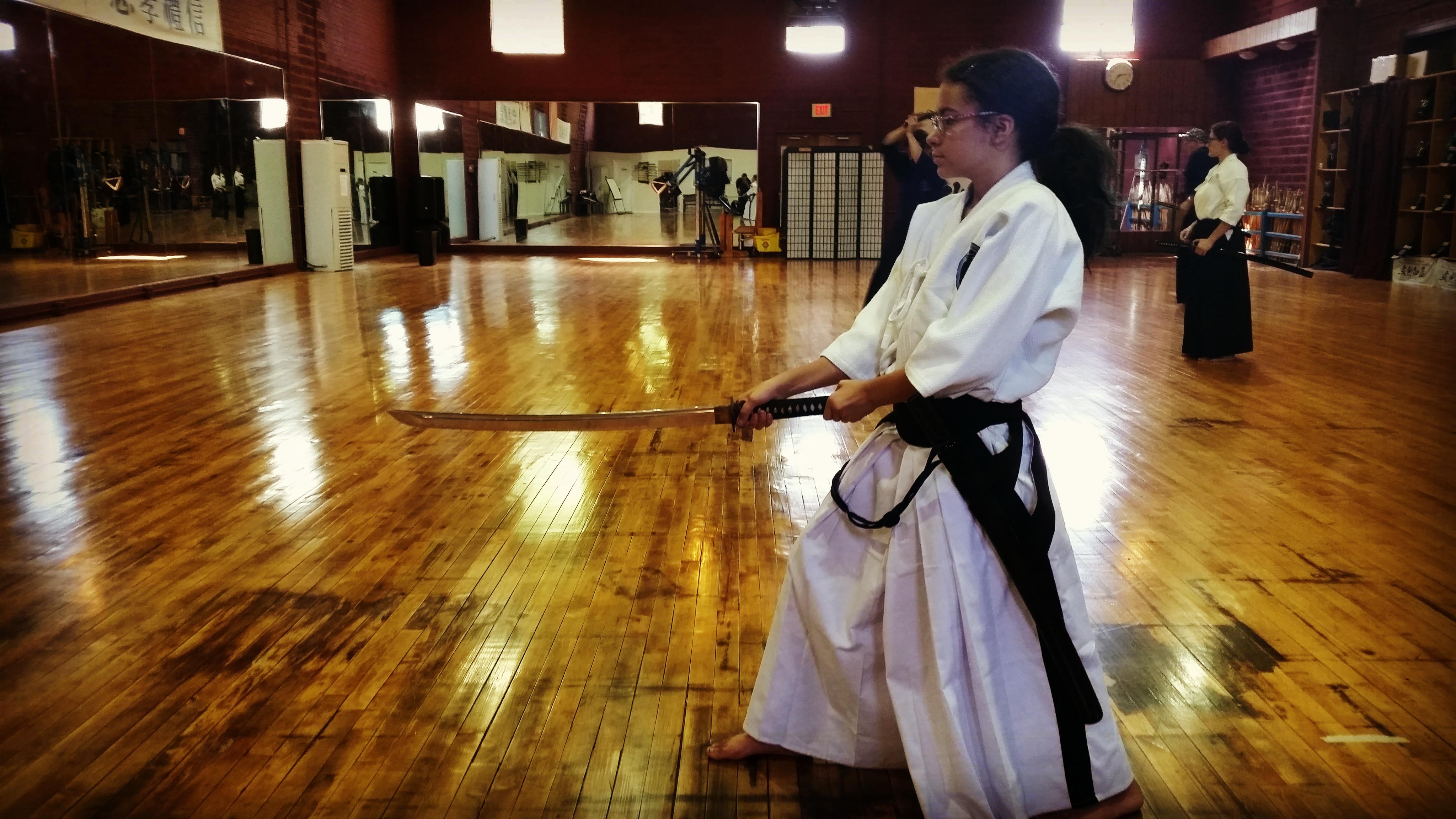 Youth Class_Perception Sword Academy